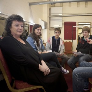 Carol Ann Duffy interviewed by Ilkley Young Writers 2013