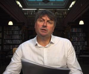 Simon Armitage reads Eleven Elms