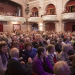 Audience at the Kings Hall