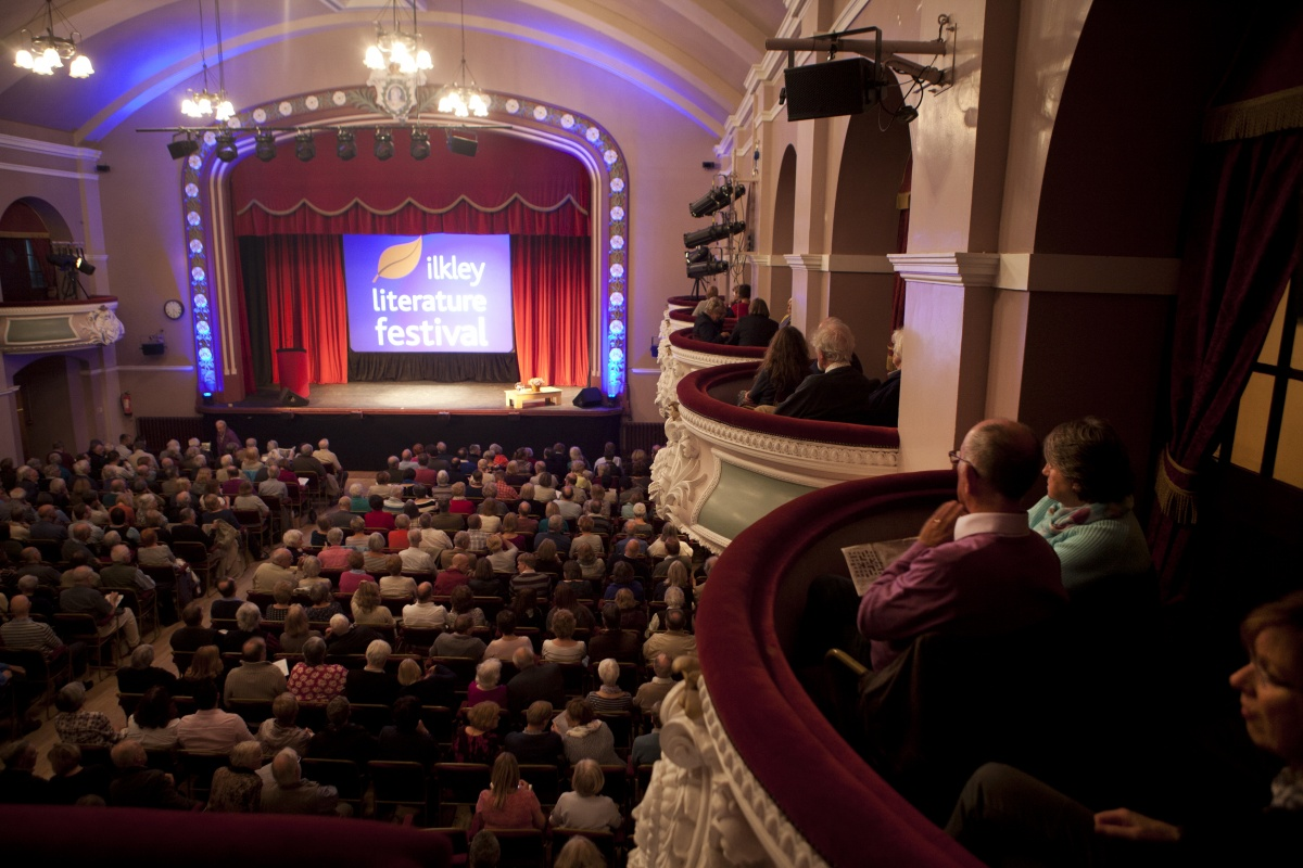 Audience at the Kings Hall 2014