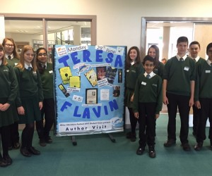 Student Group at Allerton High