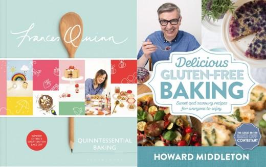 Frances Quinn Howard Middleton book covers