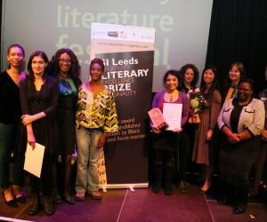SI Leeds Literary Prize 2016  winners c. Max Farrar