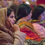 Audience at the annual Mushaira