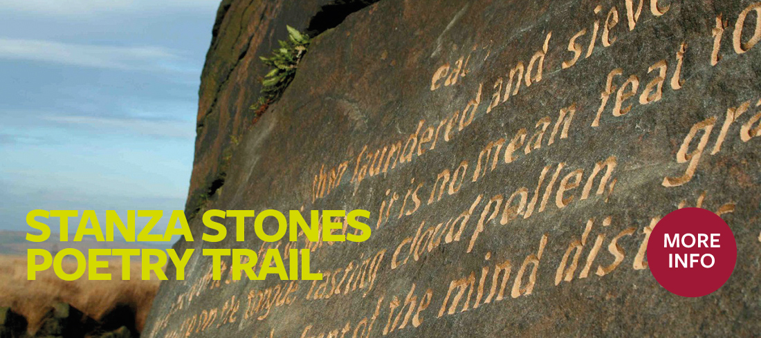 Stanza Stones Poetry Trail - click for more info