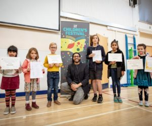 Winners of the 2019 Children's Poetry Competition