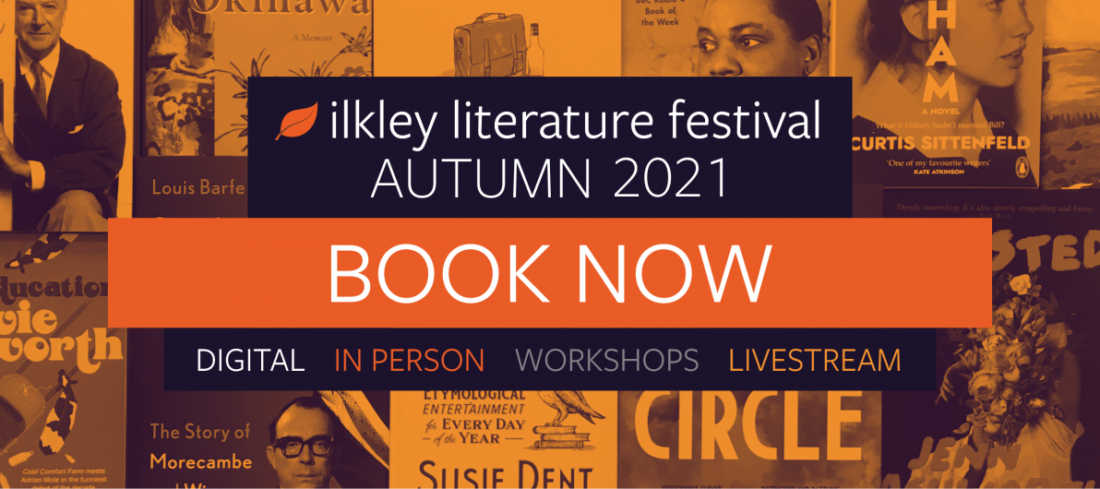 Autumn 2021. Book Now. Digital, in-person, workshops, live-streams.